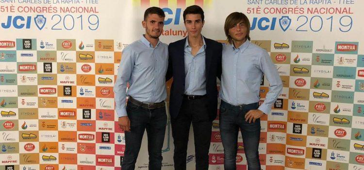 iTec finalista de la Lliga de Debat de la Jove Cambra Internacional de Catalunya.