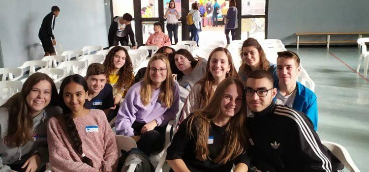 Els nostres estudiants de Psicologia de 1r de batx. participen activament en l'Edcamp!! #iTecAmposta
