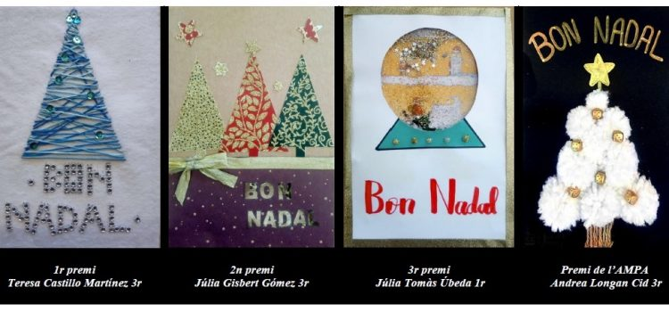 VIII Concurs  iTec de postals nadalenques